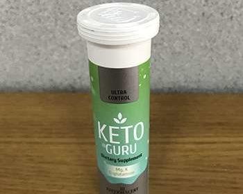 Шипучие таблетки keto Guru для похудения