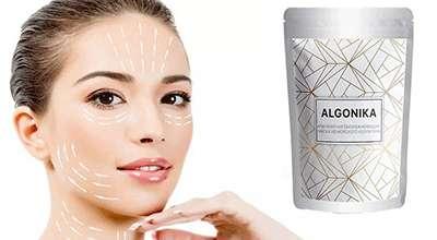 Маска Algonika для лица.