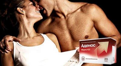 Препарат Аденосфорте для потенции.